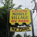 Eugene mobile village rv park