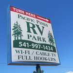 Pacific pines rv park