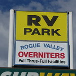Rogue valley overniters