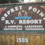 Osprey point rv resort
