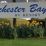 Winchester bay rv resort oregon