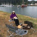 Salmon harbor rv park