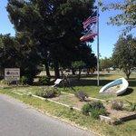 Sandy beach county park