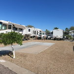 Sunrise rv resort arizona