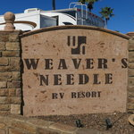 Weavers needle rv resort