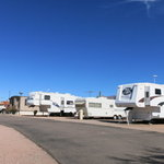 Wickiup mobile home rv park