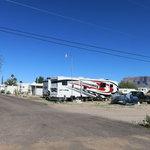 Wickiup mobile home rv park