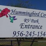 Hummingbird cove rv park