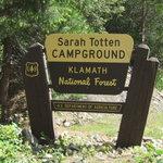 Sarah totten campground