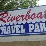 Riverboat travel park