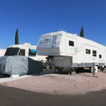 Arizona maverik rv park