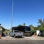 Deserama mobile home community