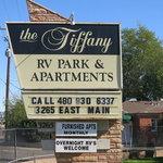 The tiffany rv park