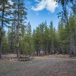 Schonchin springs campground