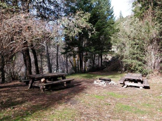 Scott flat campground
