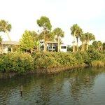 Low key hideaway resort