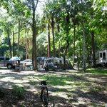 Chassahowitzka river campground