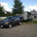 Pioneer motel rv park
