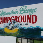 Mountain breeze campground