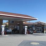 76 gas station santa cruz ca