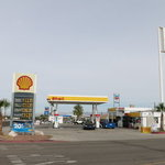 Shell gas station needles ca