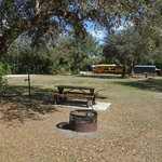 Mitchell landing campground