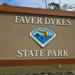 Faver dykes state park