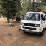 Silver creek truckee campground