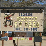 Chloride western rv park