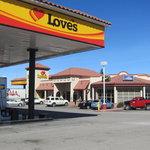 Loves travel stop benson az