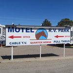Quarter horse motel rv park