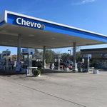 Chevron gas station mesa az