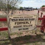 Wild west rv park