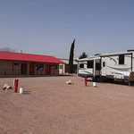 Desert willow rv park