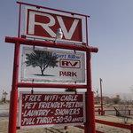 Desert willow rv park