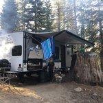 Silvertip campground