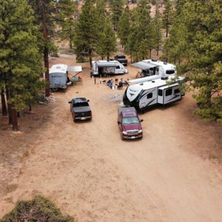 Tom's Best Spring Dispersed Camping