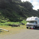 Navarro beach campground