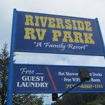 Riverside rv park klamath ca
