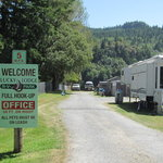 Lucky lodge rv park