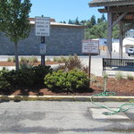 Coos bay dump station