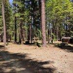 Snake lake campground