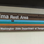 Elma rest area
