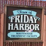 Friday harbor wastewater treatment plant