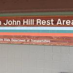 Indian john hill rest area