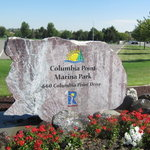 Columbia point marina park