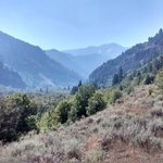 Logan canyon campground
