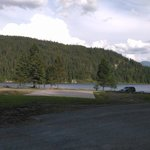 Boundary dam boat launch campground