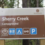 Sherry creek campground