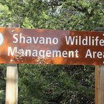 Shavano wildlife management area
